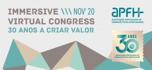 Arranca hoje o APFH Immersive Virtual Congress