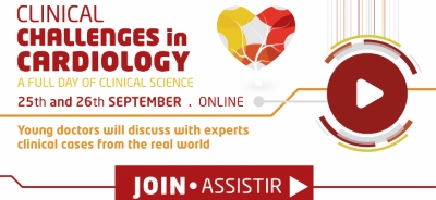 Últimos dias para aceder à plataforma Clinical Cases - Challenges in Cardiology