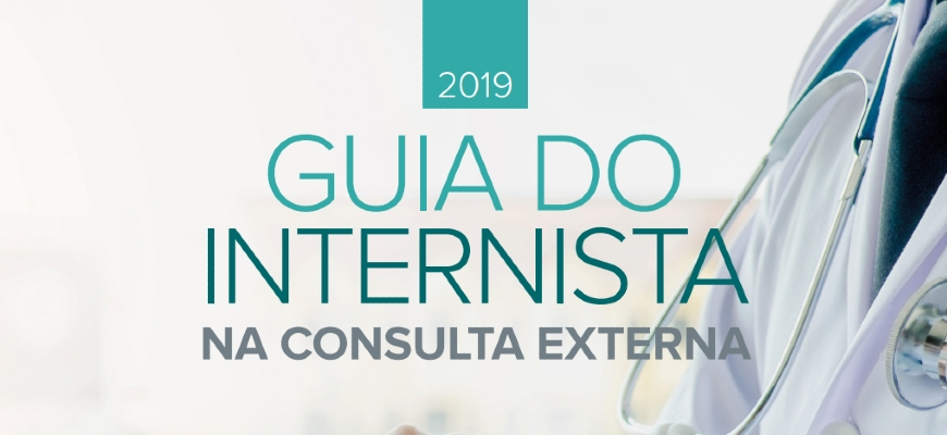 "SPMI lança ""Guia do Internista na Consulta Externa"""