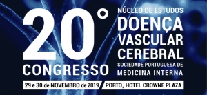 Save the date: 20.º Congresso do Núcleo de Estudos da Doença Vascular Cerebral