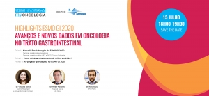 Marque na agenda: os highlights do ESMO GI 2020 analisados em webinar