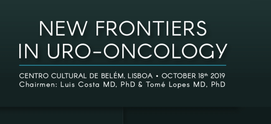Save the date: New frontiers in uro-oncology
