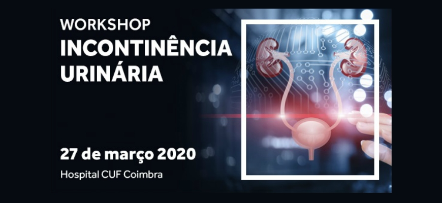 Hospital CUF Coimbra recebe workshop sobre incontinência urinária